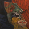 Still life with sewingbox