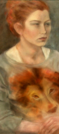 The T-shirt with lion